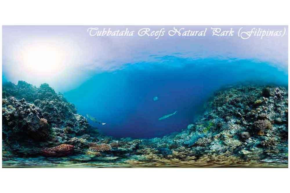 Parque Natural Arrecife de Tubbataha, Filipinas