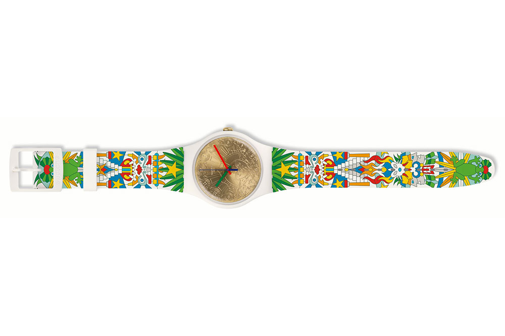 Swatch Mumu by Mika