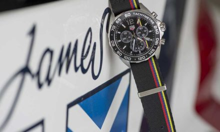 TAG Heuer, Cronometrador Oficial del Goodwood 2016