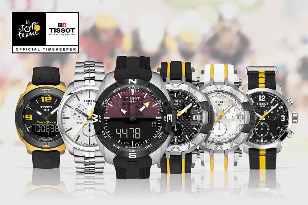 Tissot Tour de France Special Collection