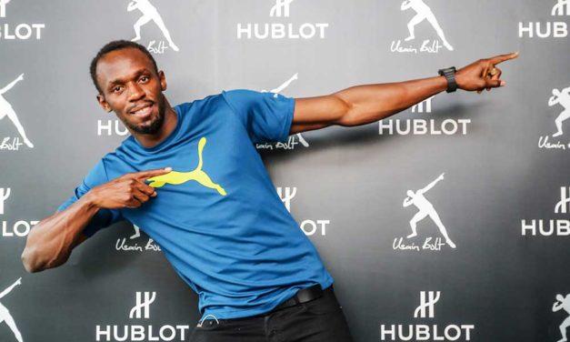 Hublot Big Bang Unico Usain Bolt, objetivo Río