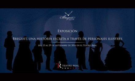 Breguet, exposición en el Teatro Real de Madrid