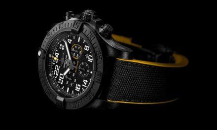 Breitling Avenger Hurricane. Potencia extrema y diámetro XXL
