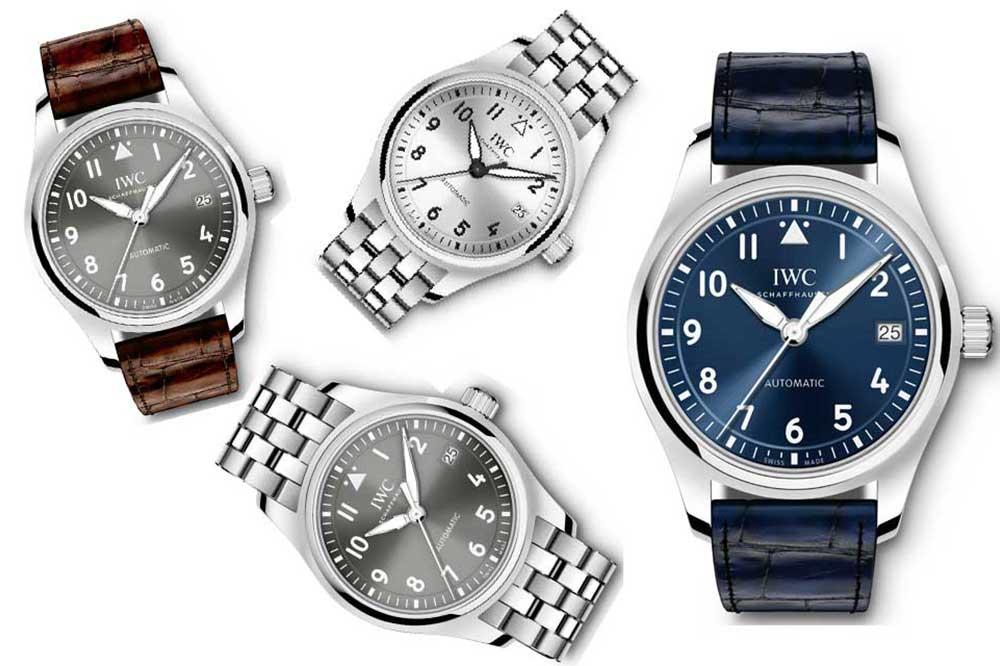 IWC Reloj de Aviador Automatico 36 versiones