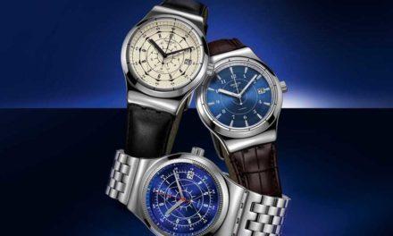 Swatch Sistem51 Irony, la revolución del metal