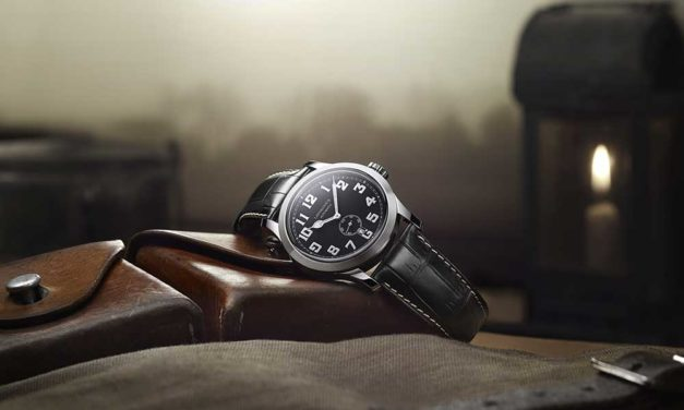 The Longines Heritage Military. Con paso firme