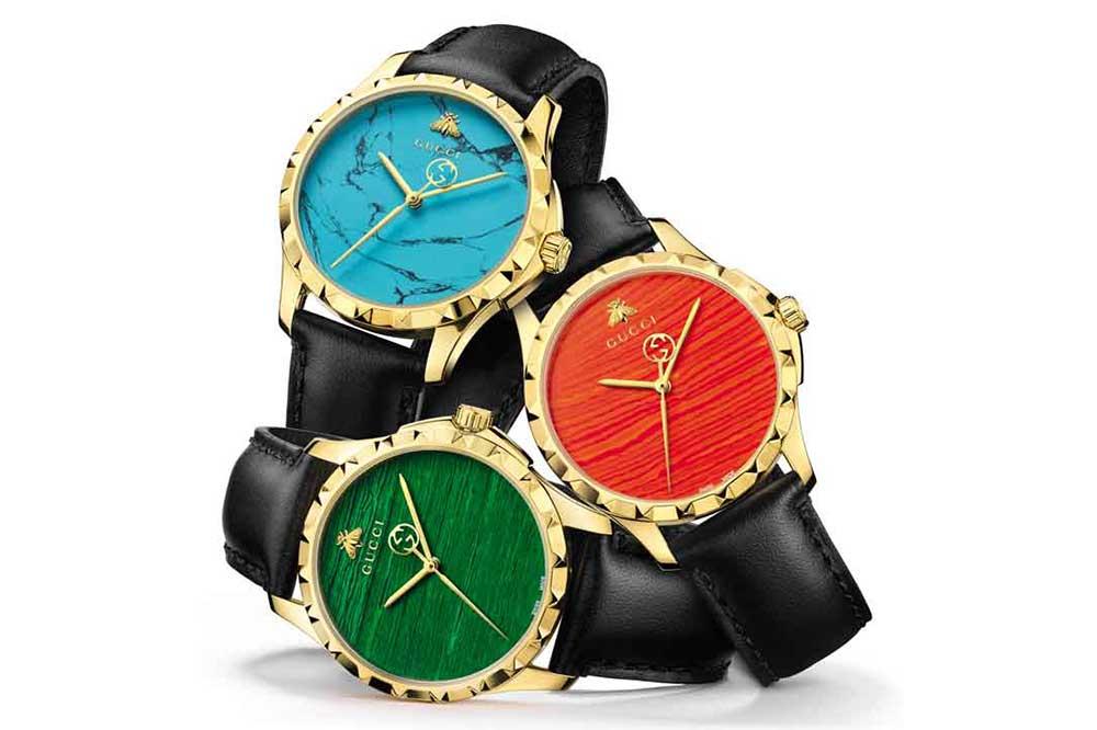 Gucci Timepieces Le Marché des Merveilles