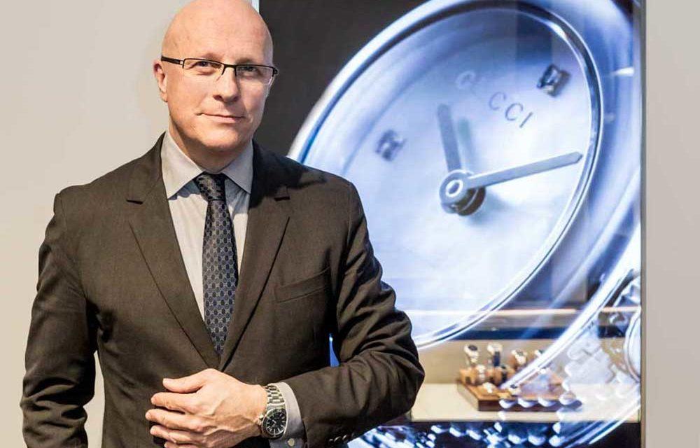 Personajes: Stéphane Linder (Gucci Timepieces)