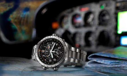 Hamilton Khaki X-Wind Chronoquartz GMT