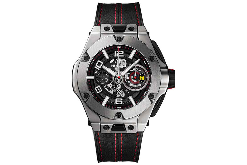 Hublot Big Bang Ferrari Collection Titanio