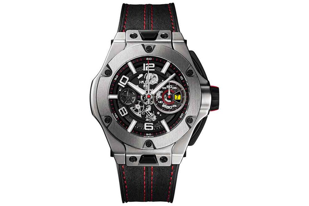 Hublot Big Bang Ferrari Collection Titanio