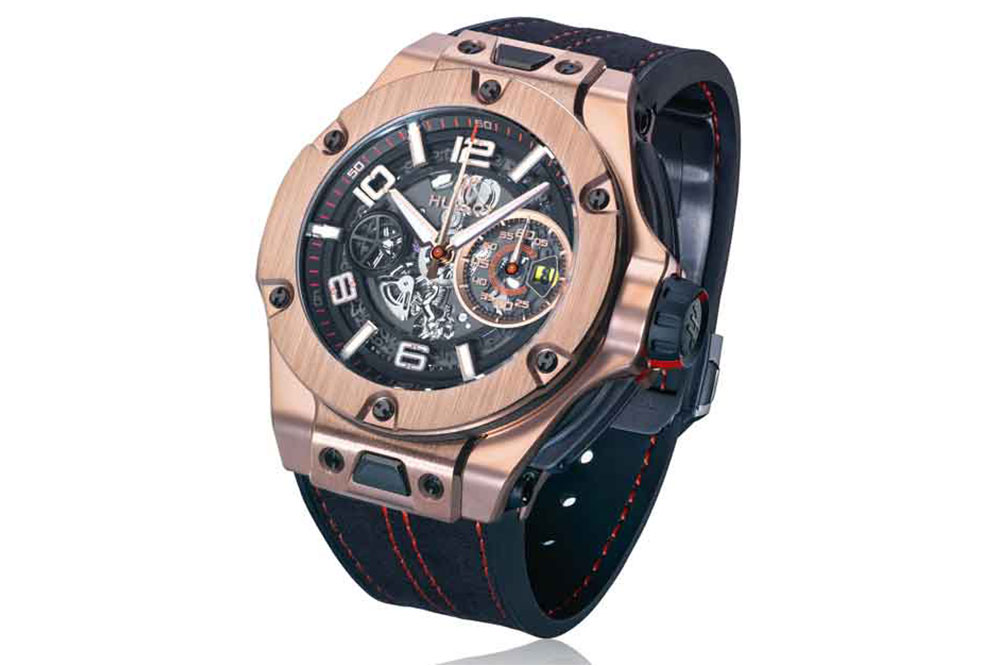 Hublot Big Bang Ferrari Collection King Gold