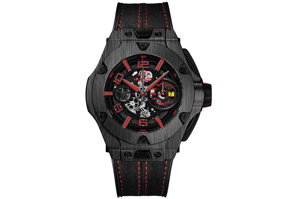 Hublot Big Bang Ferrari Collection Carbono