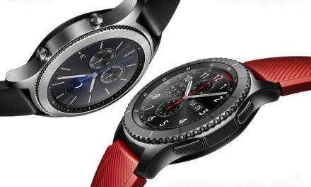 Samsung Gear S3, un nuevo smartwatch llega a España