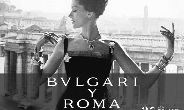 Exposición Bvlgari Roma. Eterna inspiración