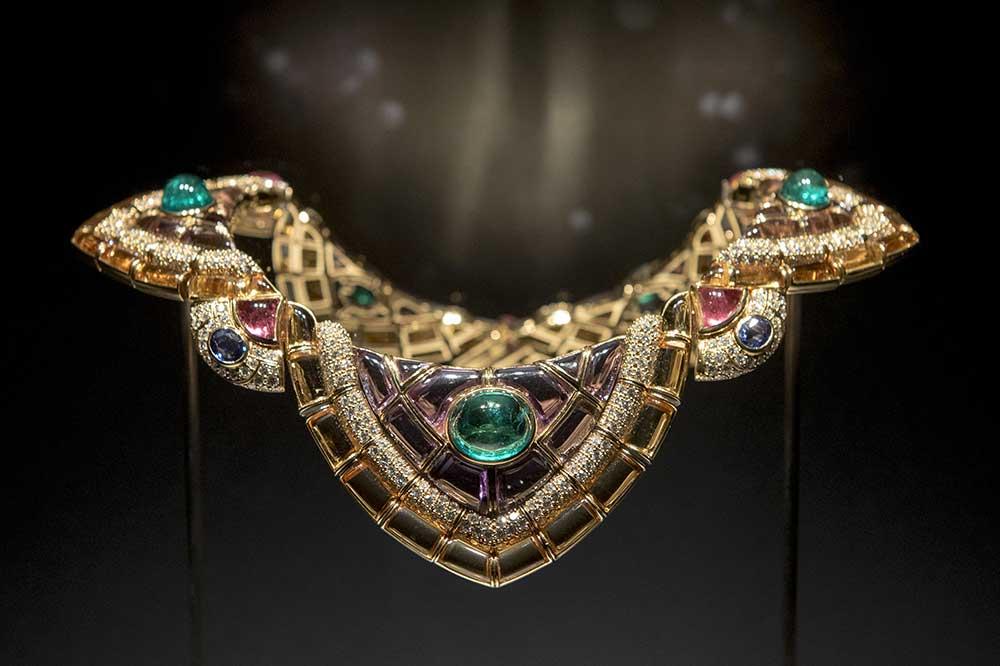 Bvlgari y Roma Museo Thyssen joyas