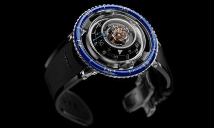 MB&F Horological Machine Nº 7 Aquapod
