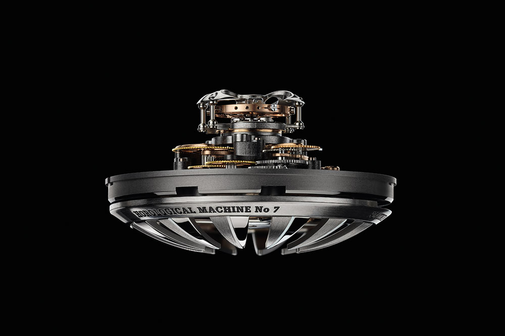 MB&F Horological Machine No 7