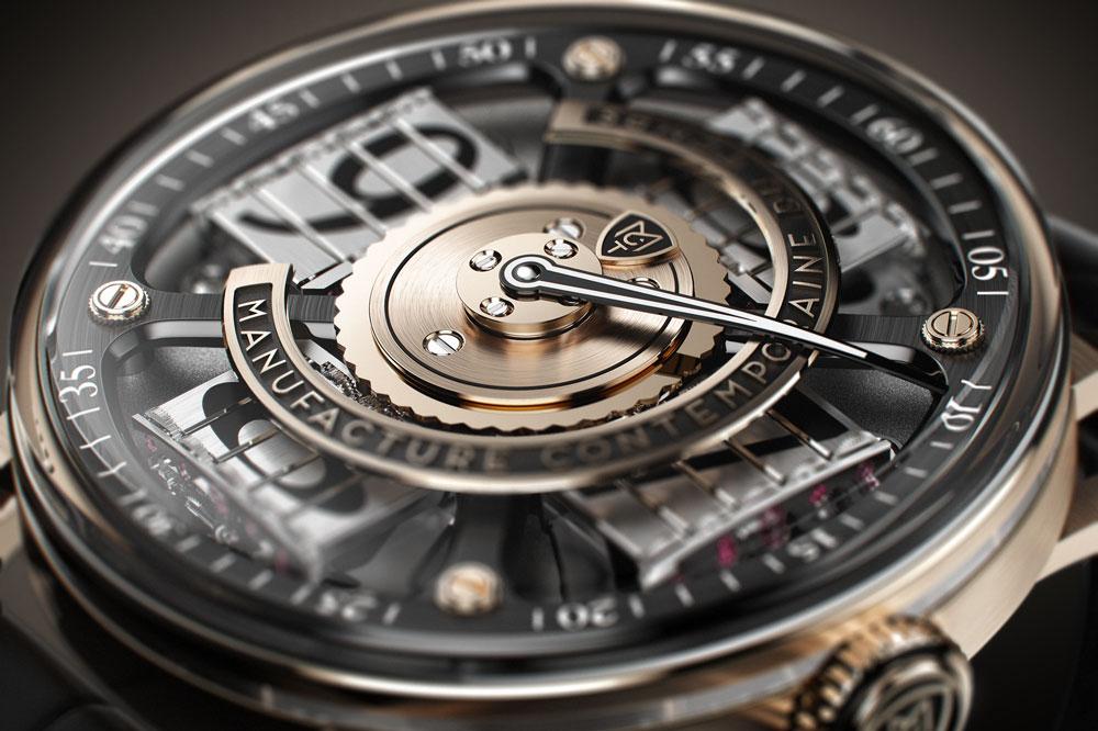 Manufacture Contemporaine du Temps S200