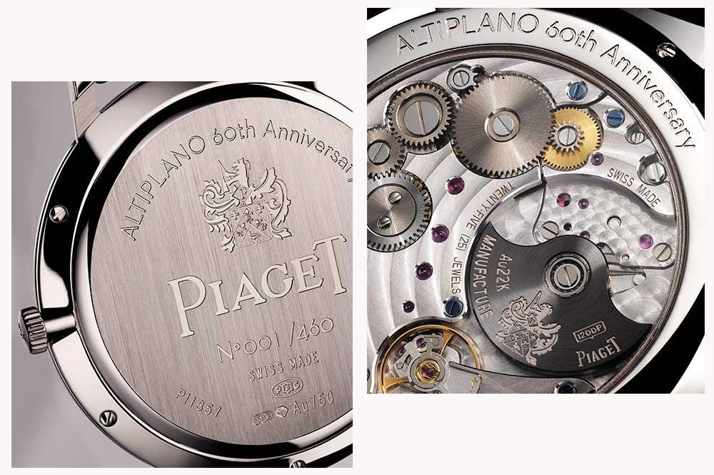 Piaget Altiplano 60th aniversario