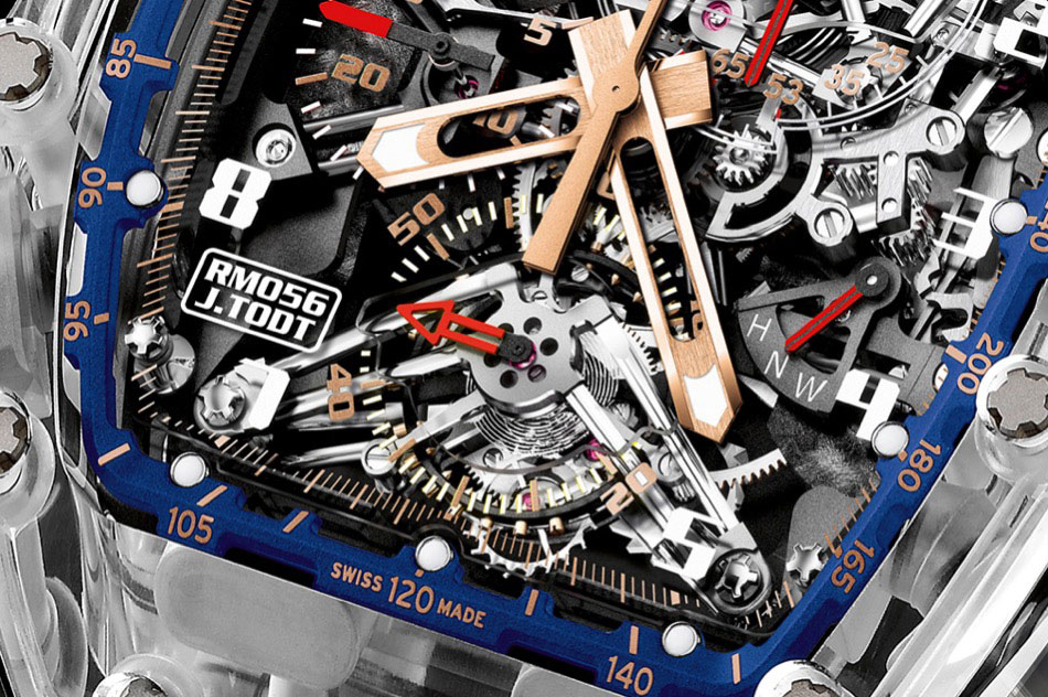 RICHARD MILLE RM 56 Jean Todt 50th Anniversary