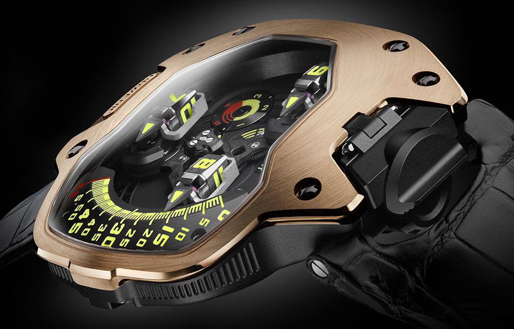 Relojes poco convencionales