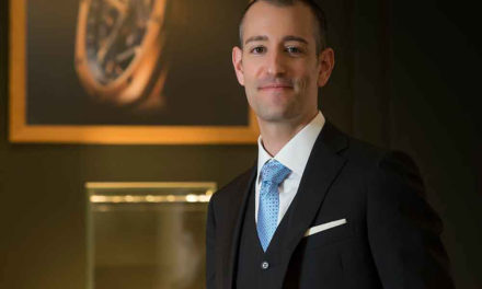 Brian Lavio, nuevo director general de Audemars Piguet Iberia