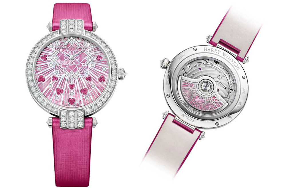 Harry Winston Premier Precious Love Automatic 36mm