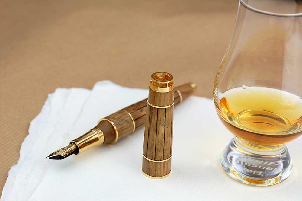 Montegrappa Cognac Estilográfica