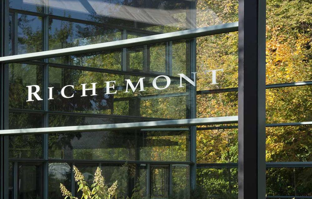 El Grupo Richemont se reorganiza