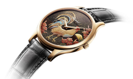 Ocho relojes para celebrar el Año Chino del Gallo