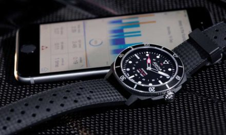 Baselworld 2017: Alpina Seastrong Horological Smartwatch