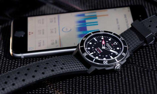 Baselworld 2017: Alpina Seastrong Horological Smartwatch