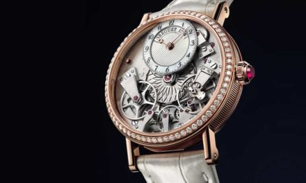 Baselworld 2017: Breguet Tradition Dame 7038