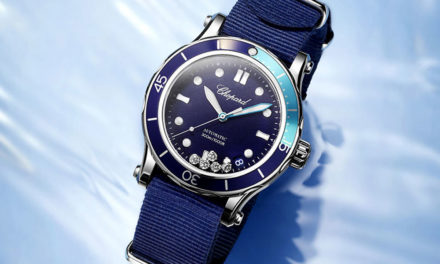 Baselworld 2017: Chopard Happy Ocean