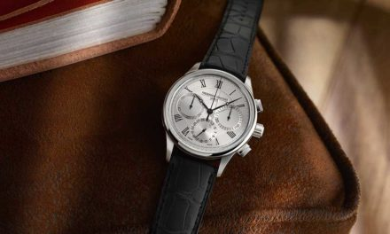 Baselworld 2017: Frédérique Constant Flyback Chronograph Manufacture