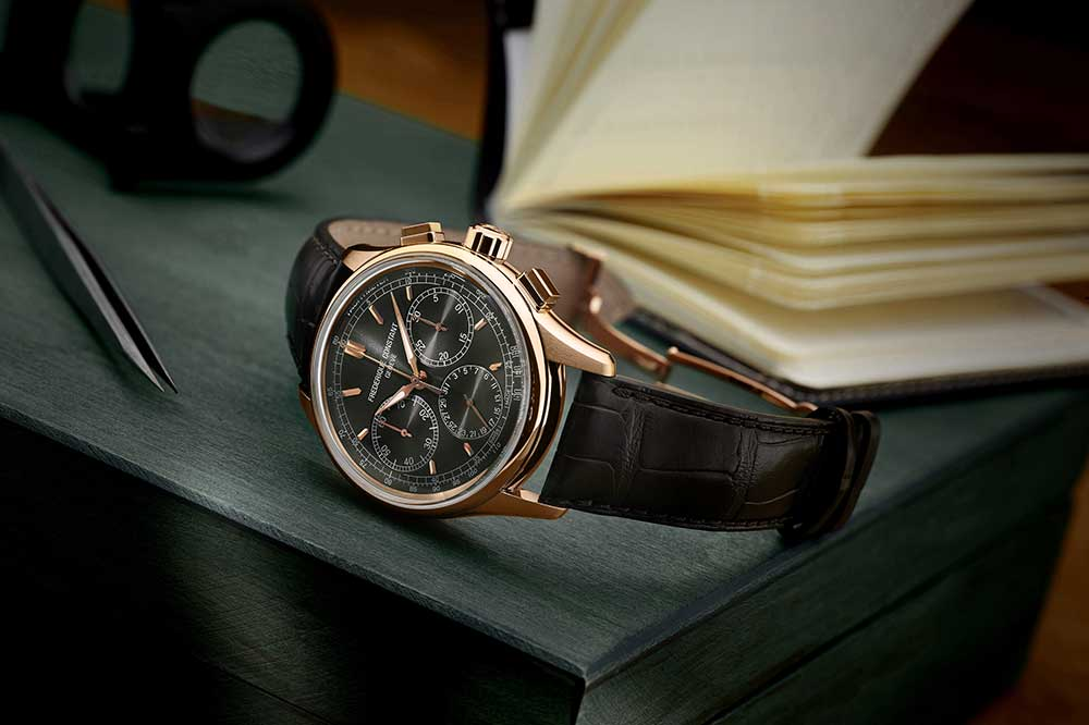 Frederique Constant Flyback ChronographManufacture 02