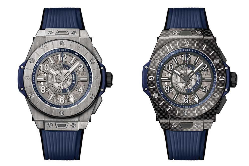 Hublot Big Bang Unico GMT versiones