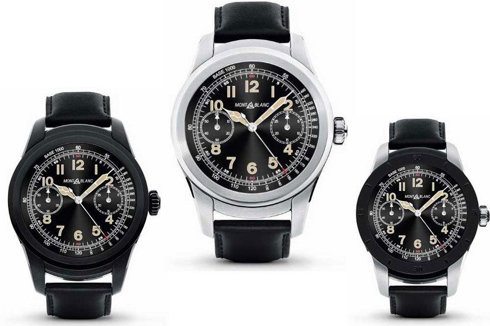 Montblanc Collection Summit Smartwatch