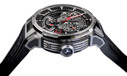 Baselworld 2017: Rebellion Predator 2.0 Regulator Tourbillon