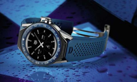 TAG Heuer, Intel y Google presentan el Connected Modular 45