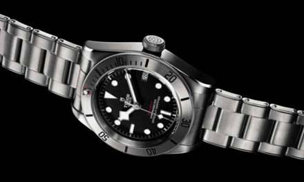 Baselworld 2017: Tudor Heritage Black Bay Steel