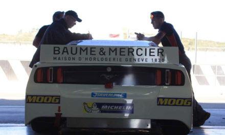 Baume & Mercier patrocina la escudería Giudici