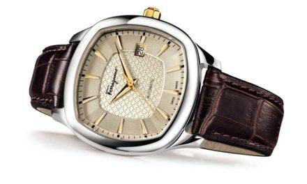 Salvatore Ferragamo presenta su colección Ferragamo Time