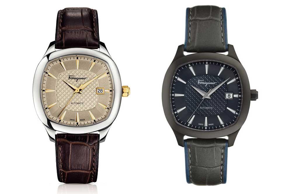 Salvatore Ferragamo colección Time modelos