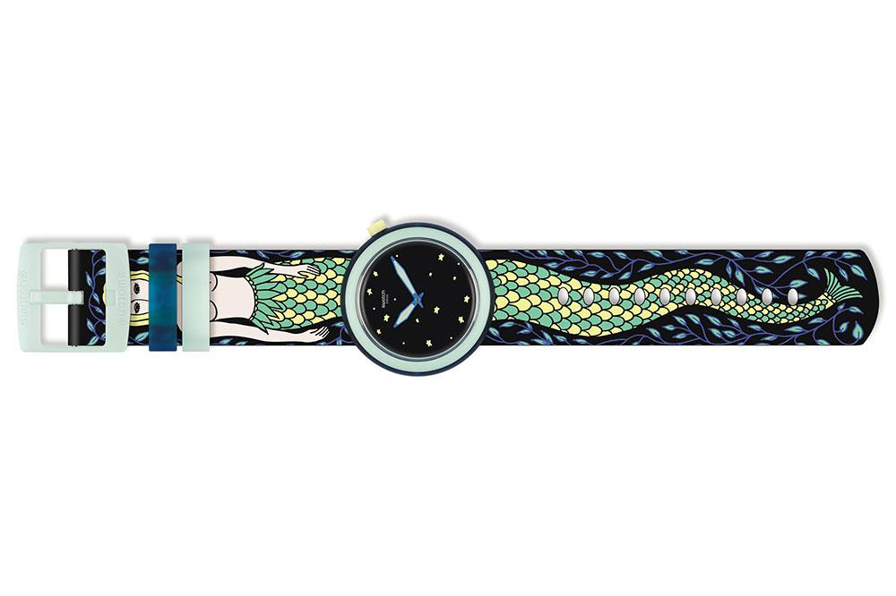 Swatch Melusine by Brianda Fitz-James Stuart