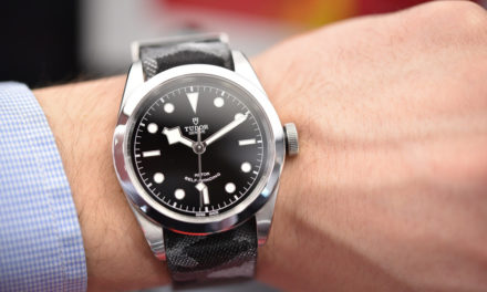 Tudor Heritage Black Bay 41