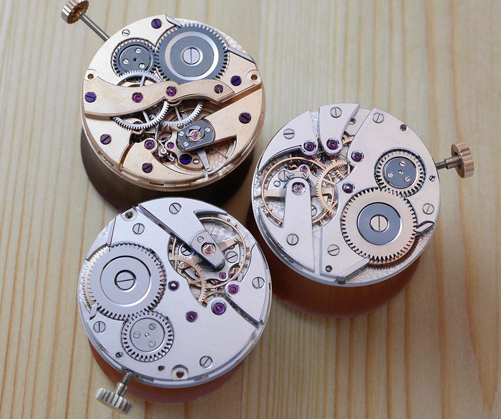Atelier de Chronométrie Calibres