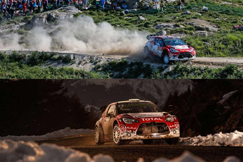 Certina y Citröen Racing