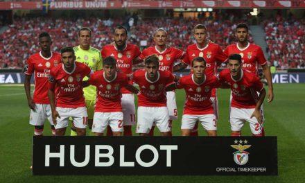 Hublot, cronometrador oficial del Benfica